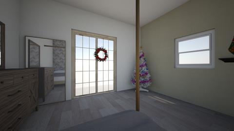 saras room - Modern - Bedroom  - by saraxhuti13