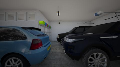 666014raf garage - by emipinky1996