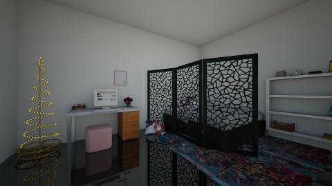 mamai - Minimal - Bedroom  - by majax1