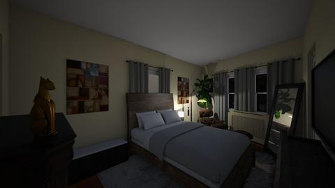 Bedroom - by OlfactoryCone
