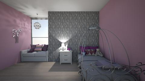 Princess Room - Kids room  - by jordynclark