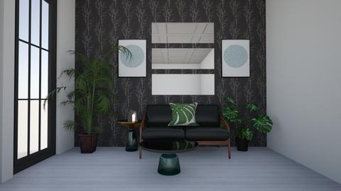 Live Contrast - Minimal - Living room  - by Callmekai22