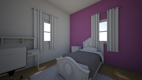 Ellie Room - Bedroom  - by mamaA2Z
