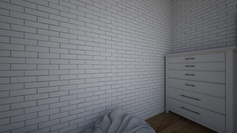 Kate Moran - Minimal - Bedroom  - by katem8847