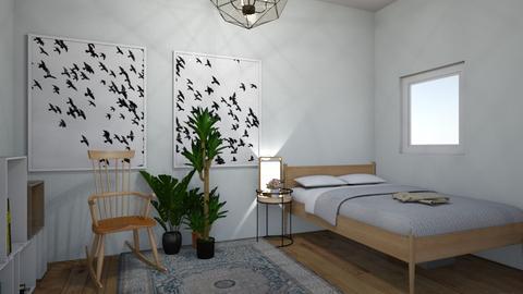 boho - Modern - Bedroom - by Leachen99