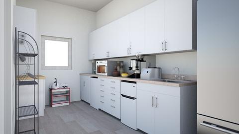 DAPUR - Kitchen  - by zaenal