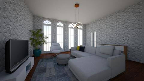 IHGGGHUIGGLJGLG - Living room - by Gisele Ferreira Buenos