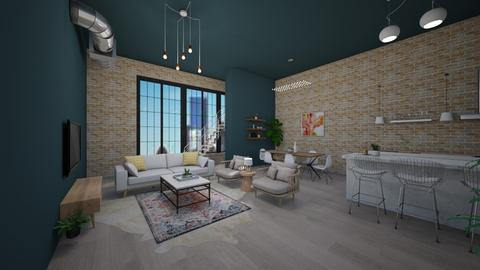 NYC LOFT - Modern - by agtdesigns2003