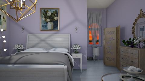 Bedroom Blur - Bedroom  - by Gab71892