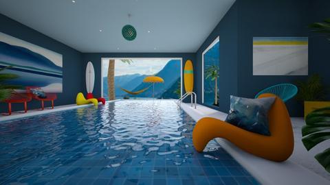 Pool - by Esko123