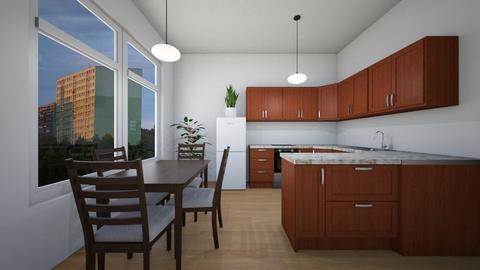Br - Kitchen  - by Twerka