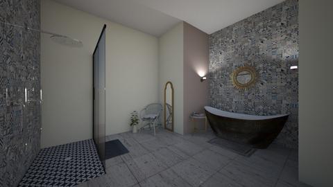 bathroom - Bathroom - by achristopher
