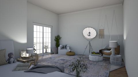 My Dream Room_Kamri Gen - Bedroom  - by Kamri Gen