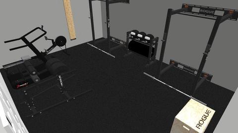 Gym - by rogue_9012f738dd1a3cdd796224cab4909