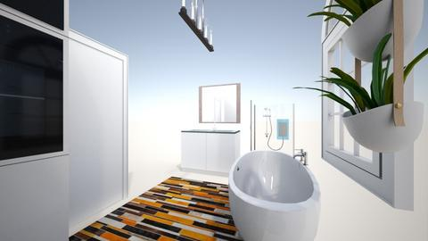 bath top2 - Modern - Bathroom  - by sam24me2
