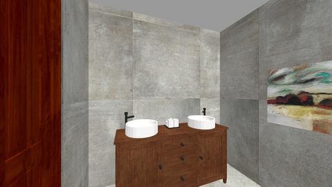 Vonia - Bathroom  - by edgarascegis