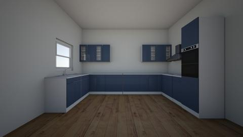 Spintex kitchen - Kitchen  - by Vanderpuije Sylvanus Van