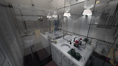 Sylwia i Tomek 4 - Bathroom  - by Joanna88