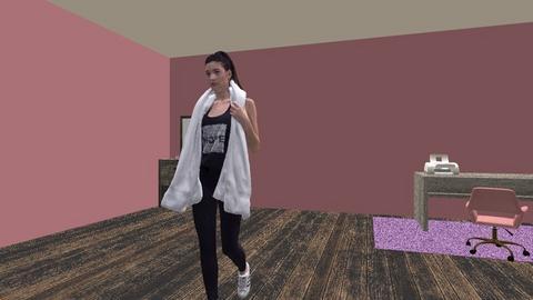 Teen Girls room - Bedroom  - by MrsSalvatore1864