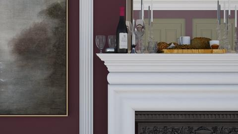 Lets have some wine - Classic - Living room  - by HenkRetro1960