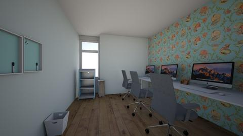 zusterpost 2 - Office - by ClaudiaBottenheft