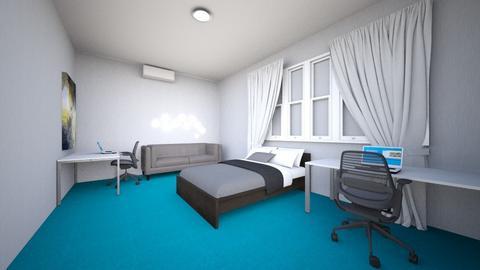 My bedroom - Bedroom - by ryuwarit