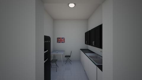 Munster - Living room - by AJBax930