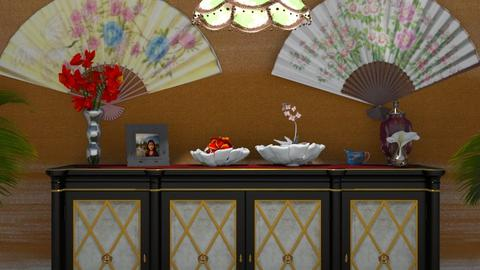 Chinese Buffet Table - by LeilaniD04