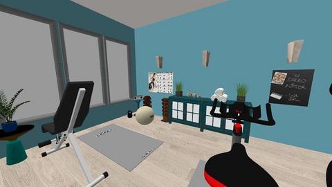 Workout Room 2 - by dncochrane