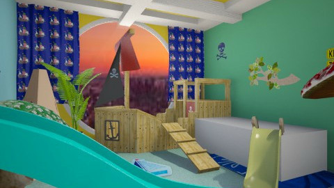 Playroom - Modern - Kids room  - by Gre_Taa