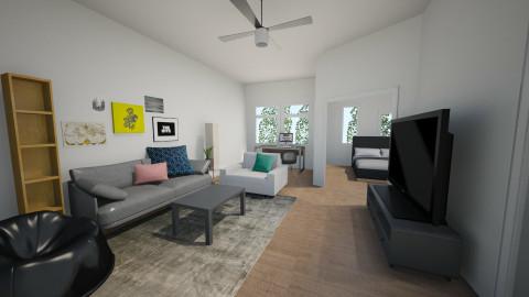 ATP apartment - by emilyyyyjohnson