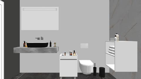my bathroom - Bathroom  - by x_lucianna_x
