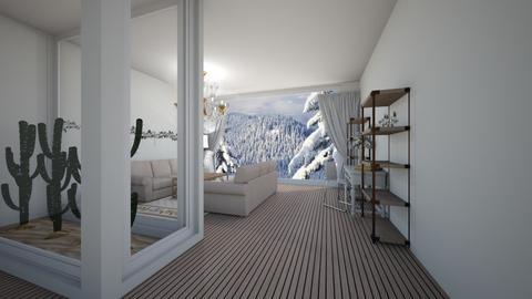 Warm Aesthetic - Living room  - by ObsessedDiys