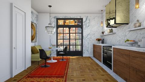 Kitchen Parisienne - Modern - Kitchen - by 3rdfloor