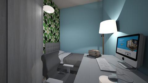 cuart - Modern - Bedroom  - by abinesa47