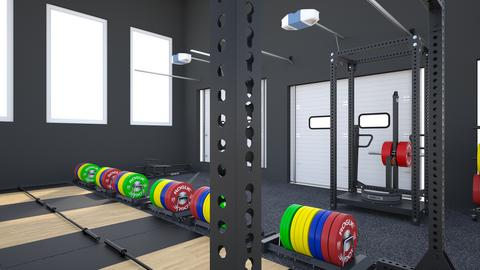 Horselifts gym - by rogue_a60ee5e5dfb898c2ba923ec51bbf6