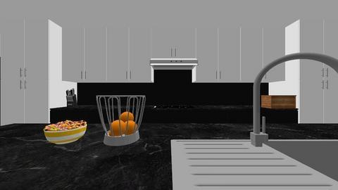 practice kitchen - Kitchen  - by bnwest