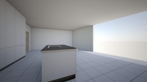 Rough 1 - Kitchen  - by pedropid