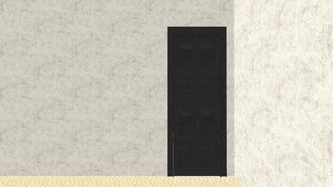 nat - Bedroom  - by natali1995