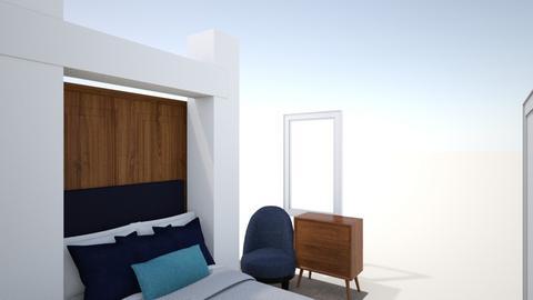 uga room - Modern - by mazerman9