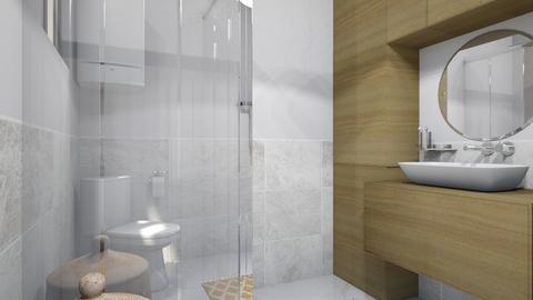 batman - Bathroom  - by zozan