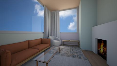 soft room - Living room  - by mari11