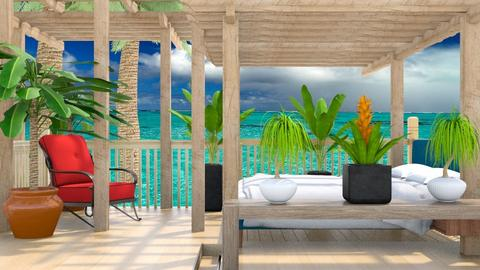 Beach room - by Nari31