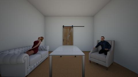 romantic living room - Classic - Living room  - by I heart unicorns9