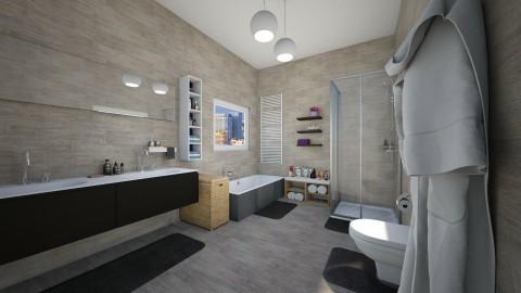 ble - Bathroom  - by Dijana93