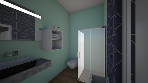 22 - Bathroom - by ajliimsian