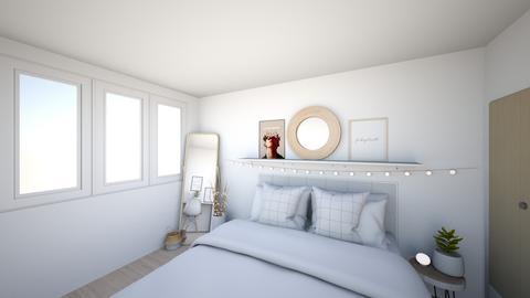 bedroom 2021 - Bedroom  - by fer2005