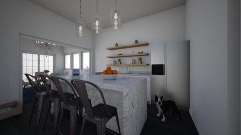 Cozy and Chic - Kitchen - by ellarowe224