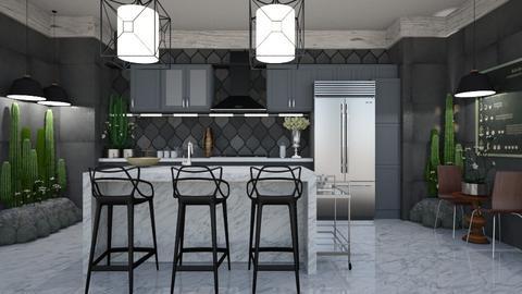 3 - Kitchen  - by lolnoc