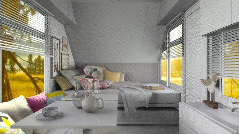 Cozy Travel House - by mirkaaa